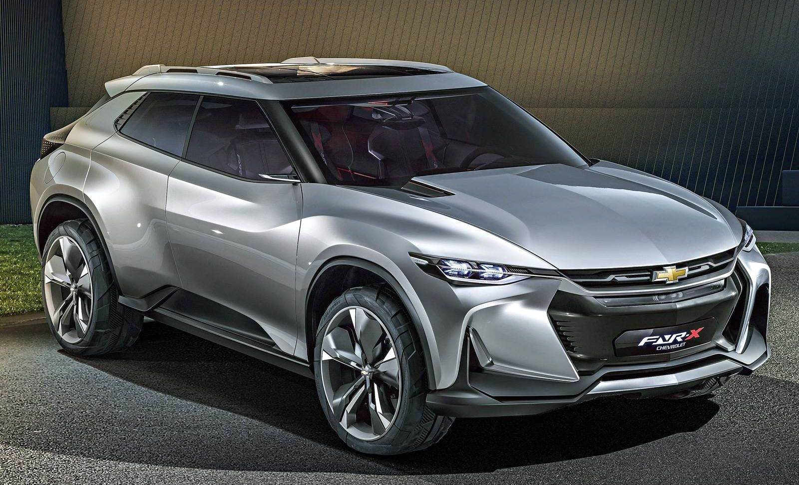 Nova família Chevrolet com Onix, Prisma e SUV chega ao ...